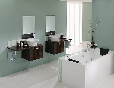 salle de bain design meubles et mod les tendances. Black Bedroom Furniture Sets. Home Design Ideas