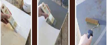 Pour patiner un meuble en bois, commencez par nettoyer et poncer, dépoussiérer et terminez au chiffon humide le meuble à repeindre. Appliquez ensuite une sous-couche adaptée.