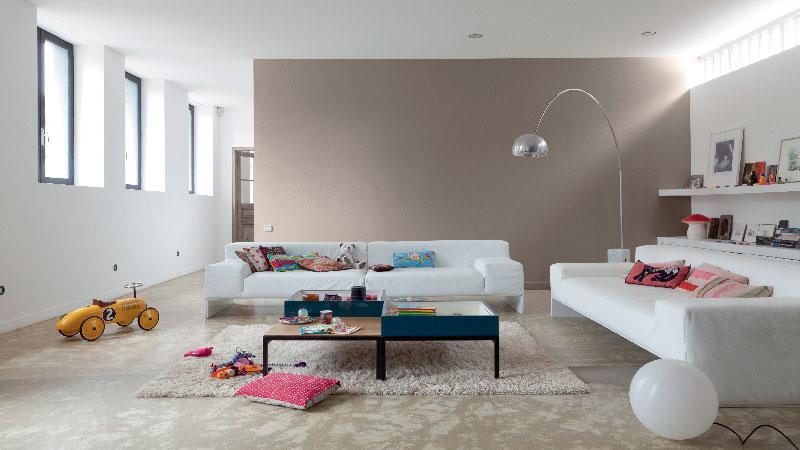 Couleur de peinture id es et conseils pour bien choisir for Peinture mur salon design