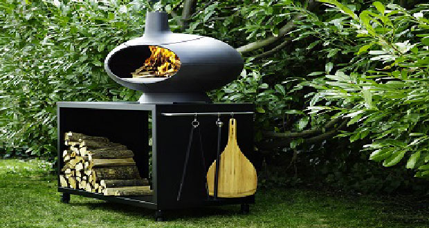 Barbecue et plancha la cuisine d 39 ext rieur en f te for Plan de barbecue exterieur