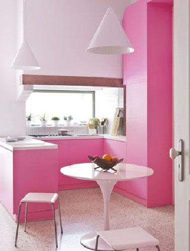 De bonnes id es d co pour une cuisine ouverte deco cool - Peinture salon cuisine ouverte ...