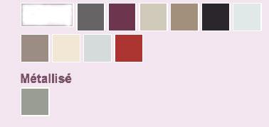 Nuancier peinture cuisine deco lab v33 12 couleurs for Peinture carrelage v33