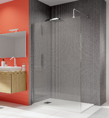 Paroi douche italienne le design absolu sans porte d co cool for Douche a l italienne design
