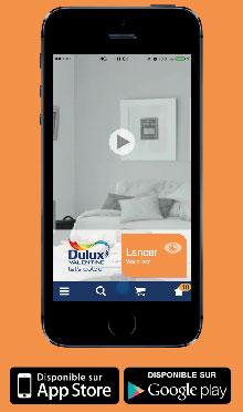 tester ses couleurs peinture en direct live dans son salon. Black Bedroom Furniture Sets. Home Design Ideas