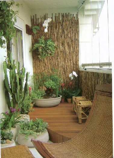 D coration balcon zen - Decoration zen et nature ...