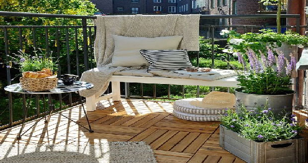 5 d co balcon petit budget grandes id es prises sur pinterest - Decoration balcon terrasse appartement ...