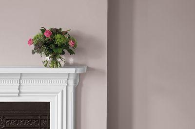 Salon peinture couleur gingembre et granit tollens for Peinture granit