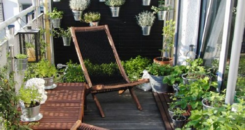 am nager un balcon protection d co vis vis. Black Bedroom Furniture Sets. Home Design Ideas