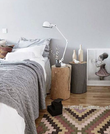 Les avantages d 39 une chambre cocooning deco cool for Deco slaapkamer chalet