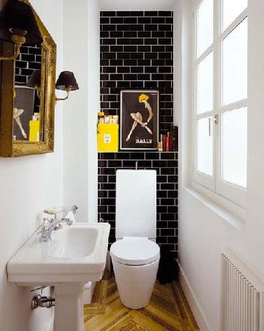 Salle de bain rose: donner du pep's à sa déco  Marie Claire Maison