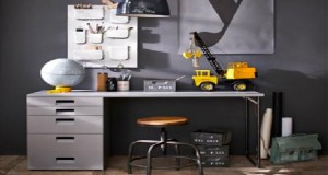 Du bureau d'angle Ikea à celui avec rangements de La Redoute, une sélection de bureaux pour enfant, ado fille et garçon pour se mettre au travail dans sachambre.