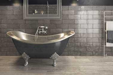 Quel carrelage salle de bain choisir sans faire d 39 erreur for Carrelage aubade salle de bain