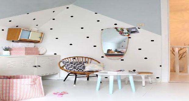 Couleur d co pour la peinture chambre fille deco cool - Couleur peinture chambre enfant ...