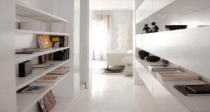 12 id es d co pour styliser un couloir long troit ou sombre - Idee amenagement couloir ...