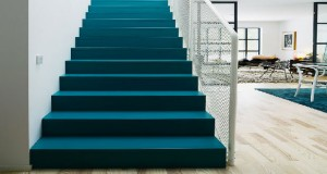 Pour la déco de l'entrée de la maison ou du salon, trouvez une idée couleur pour faire de votre escalier peint un véritable élément de décoration.