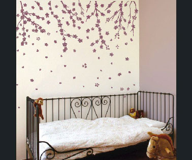 peinture chambre b b couleur taupe et cr me. Black Bedroom Furniture Sets. Home Design Ideas