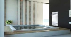 Sèche-serviette électrique, soufflant ou rayonnant, la sélection Déco Cool de sèche-serviette électrique au design original à lames ou en panneaux miroir pour un confort maxi dans votre salle de bain.
