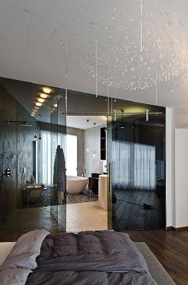 5 salles de bains s 39 offrir pour sa chambre parentale for Chambre de bain decoration