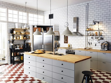 10 Id Es D Co De Cuisine Style Industriel Deco Cool
