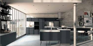 10 id es d co de cuisine style industriel deco cool - Cuisine style atelier industriel ...