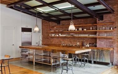 10 Idées Déco De Cuisine Style Industriel Deco Cool