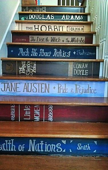 12 Dco Escalier Qui Donnent Des Ides Deco Cool