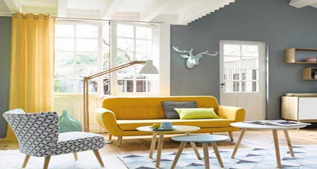 10 id es d co pour un petit salon au top deco cool for Idee amenagement interieur salon
