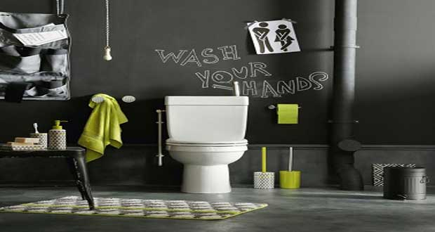 d co wc inspiration peinture couleur carrelage d co. Black Bedroom Furniture Sets. Home Design Ideas