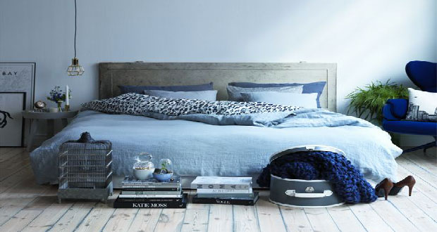 inspiration chambre adulte bleu. Black Bedroom Furniture Sets. Home Design Ideas