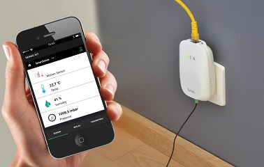 Contrôle de température, détecteur de mouvements, calcul du taux d'humidité, le Senso Kit d'Extel est un petit concentré de technologie qui permet de connecter sa maison.