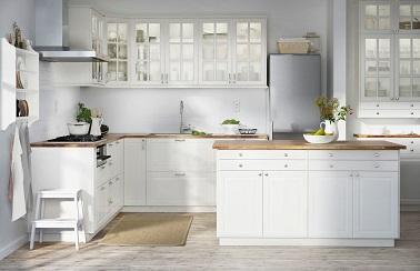Carrelage cuisine ikea - Ikea revetement mural cuisine ...
