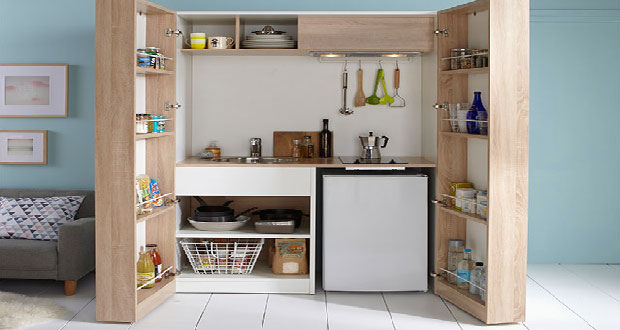 Kitchenette ikea et autres mini cuisines au top for Amenagement studette