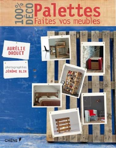 Diy d co 4 livres sur la d co palette qui font un carton - Meuble pour livre ...