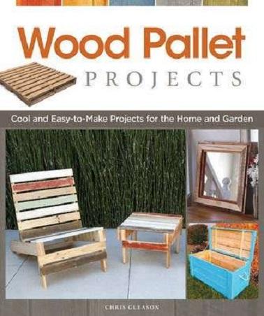livre palettes projets en anglais. Black Bedroom Furniture Sets. Home Design Ideas