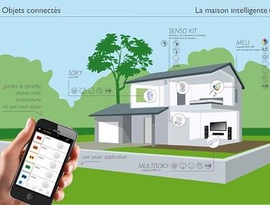 En cette rentrée, la maison connectée adopte quatre nouveaux objets pour révolutionner le quotidien. Ils permettent tous de contrôler facilement et à distance l'habitat et ses objets.
