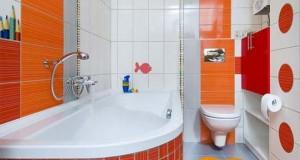 10 couleurs pour la d co des toilettes deco cool - Idee salle de bain couleur ...