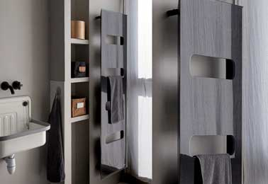 le s che serviette electrique chouchoutte la salle de bain. Black Bedroom Furniture Sets. Home Design Ideas