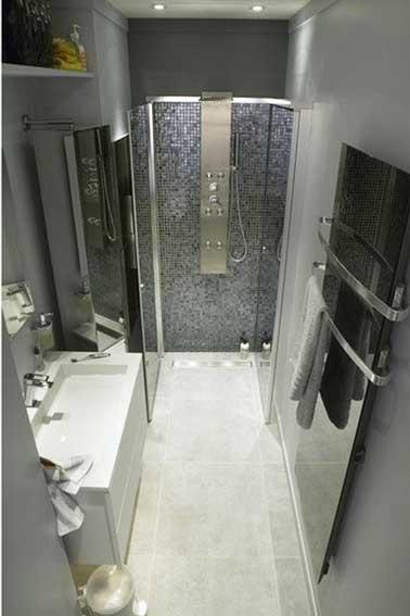 le s che serviette electrique chouchoutte la salle de bain. Black Bedroom Furniture Sets. Home Design Ideas