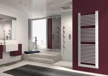 Le s che serviette electrique chouchoutte la salle de bain - Porte serviette salle de bain leroy merlin ...
