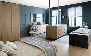 Suite parentale 10 id es pour am nager sa d co deco cool for Couleur de chambre parentale