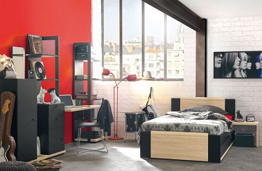 chambre ado fille 10 id es d co charmantes deco cool. Black Bedroom Furniture Sets. Home Design Ideas