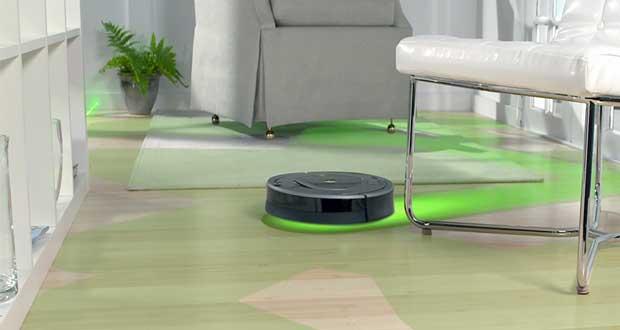l 39 aspirateur connect qui travaille pour vous deco cool. Black Bedroom Furniture Sets. Home Design Ideas