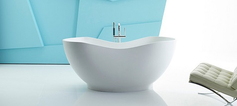 Baignoire design en 15 mod les d co deco cool for Baignoire contemporaine design