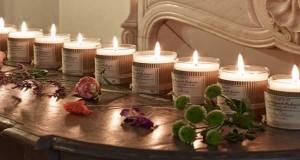 comment faire un lampion bougies avec des pots de verre. Black Bedroom Furniture Sets. Home Design Ideas