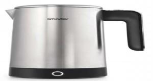 La bouilloire iKettle 2.0 Smarter. Offrant des performances exceptionnelles, cette bouilloire design bénéficie de la technologie Wi-Fi. Résultat, un thé bien chaud à la demande avec contrôle à distance.