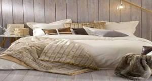 Oubliez les frimas de l'hiver en aménageant la déco de votre chambre en une douce et confortable chambre cocooning. Teintes claires, zen et chaleureuses, fausses fourrures, plaids douillets, la rédac de Déco Cool vous suggère 12 idées de chambres à coucher douillettes et sereines