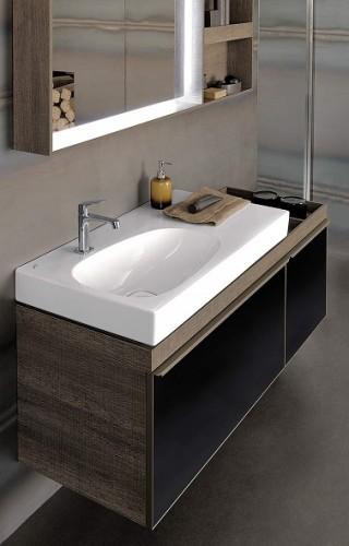 Changer le plan vasque pour refaire salle de bain aubade - Faire sa salle de bain ...