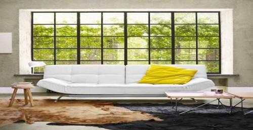 choisir son canap moderne pour la d co d 39 un salon design. Black Bedroom Furniture Sets. Home Design Ideas