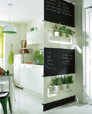 Cloison amovible cloison coulissante la s paration d co for Separation entre cuisine et salon