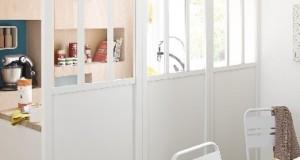 Cloison amovible cloison coulissante la s paration d co - Cloison style atelier leroy merlin ...